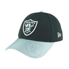 "NEW ERA Cappello 39THIRTY Cap Nuovo ""NFL Sideline"" Hat ORIGINALE Oakland Raiders"