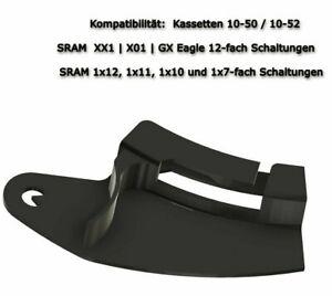 Einstelllehre für SRAM 12 fachschaltung mit 50T-52T Chaingap Tool NX GX X01 XX1