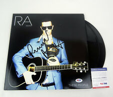 Richard Ashcroft The Verve Signed These People Vinyl Record Album PSA/DNA COA
