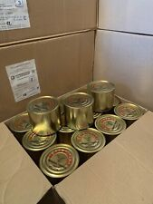 """12×Genuine Russian Army Canned Beef Stew """"Tushonka"""" Weight 525 gr(1.15 lbs) each"""