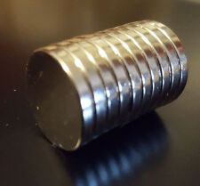 New listing 10 x Round Magnets 20mm*3mm Rare Earth Neodymium N52