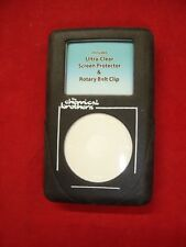 """CHEMICAL BROTHERS ~ """" ISKIN """"   RUBBER IPOD CASE NEW  !"""