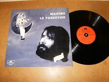 MAXIME LE FORESTIER ( PIERROT ) - LP FRANCE 1976 - POLYDOR 2473 055