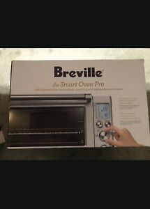 Breville - The Smart Oven Pro Convection Toaster/Pizza Oven