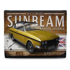 Personalised Sunbeam Rapier fastback Wallet Classic Car Men Dad Gift CL48