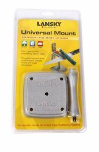 Lansky Lightweight Aluminum Universal Sharpening System Mount LM009