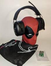 Rare NEW Formula 1 One Montreal Canada Racing Noise Canceling AM/FM Headphones