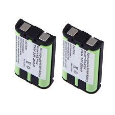 2X Phone Battery For Panasonic Kx-Tg5453 Kx-Tg5456 Kx-Tg5471 Kx-Tg5480 Kx-Tg5561