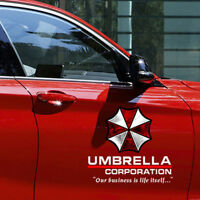 Umbrella Corporation Decal PET Car Sticker Doors Scratch Waist Line Waterproof