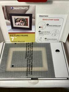 NOS Smartparts Digital Picture Frame SP700B