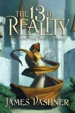 The 13th Reality, book 2: The Hunt for Dark Infini