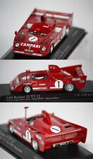 Minichamps Alfa Roméo 33TT12 winner Coppa Florio 1975 1/43 400751201