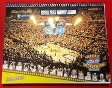 Cleveland Cavaliers 2007 Eastern Conference Finals Media Guide NBA LEBRON JAMES