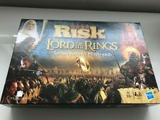 Risk - The Lord of the Rings Board Game. Opened New Condition