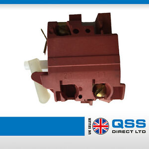 Bosch On/Off Switch for Angle Grinders 1-607-200-086 GWS 10-125C, GWS 6-115,