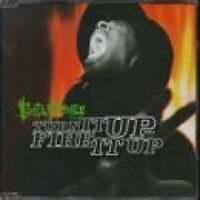 Busta Rhymes Turn it up (Remix)/Fire it up (5 tracks, 1998) [Maxi-CD]