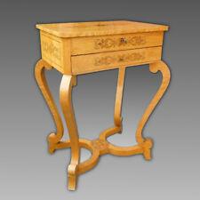 Petite Table d'époque Charles X - en marqueterie - du 19ème siècle