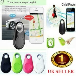 Find my Key Finder Smart Wireless Bluetooth Anti Lost Tracker Alarm GPS Locator