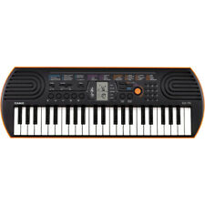 Casio SA-76 44-Key Mini Keyboard  with 100 Tones, 50 Rhythms & Built-in Speakers