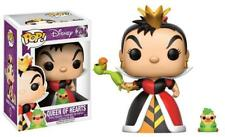 "DISNEY ALICE IN WONDERLAND Figurine QUEEN OF HEARTS Exclusive ""POP"" FUNKO"