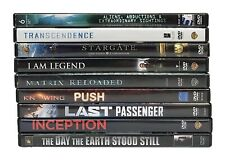 Lot Of 9 Dvds Science Fiction Fantasy Movie Classics Collection (g)