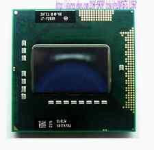 Free shipping Intel Core i7-920XM 2 GHz Quad-Core CPU Processor SLBLW Socket G1