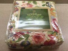 New DAYBED COTTON QUILT FLORAL FRENCH COUNTRY WESTPORT