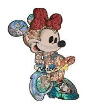 Minnie Mouse and Disney Heroes. Cross Stitch Pattern. Paper version or PDF