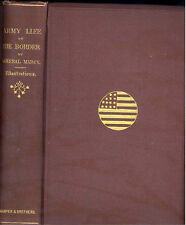 THIRTY YEARS OF ARMY LIFE ON THE BORDER By Col. R.B. Marcy 1866, 1st Edition