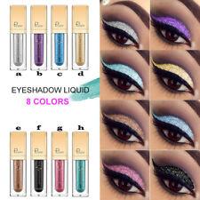 Eyeshadow Liquid Long lasting Metals Glitter Eyeliner Shimmer Make Up Cosmetics