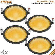 4x PRV RPD4400Ph Original Replacement Diaphragm D4400Ph, D4400Ph-Nd and D4260Ph