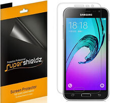 6X Supershieldz HD Clear Screen Protector Saver For Samsung Galaxy J3 Nova