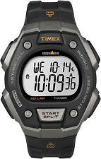 Timex T5K821, Men's Ironman 30-Lap Resin Watch, Alarm, Indiglo, T5K8219J