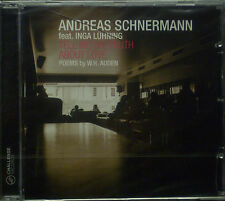 CD Andreas schnermann-tell me the truth about Love, Neuf-Emballage d'origine