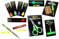 Korda Rig Toolz *All Styles Available Baiting Needle Pulla Strippa Scissors *
