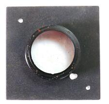 Genuine Sinar - Hasselblad lens board adapter, fits Horseman  EXC- #88665