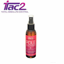 iTac 2 Pole Dancing Fitness Spray Pole Cleaner 125ml / 4.2oz Bottle - Accessory