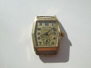 1930s vintage watch Junghans