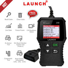 LAUNCH OBD2 EOBD Scanner Automotive Diagnostic Tool Car Engine Fault Code Reader