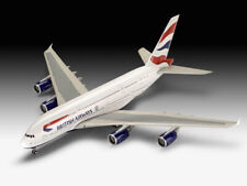 A380-800 Emirates Plastic Kit 1:144 Model REVELL