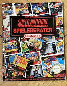 Der offizielle Super Nintendo Entertainment System Spieleberater für SNES 146 S.
