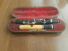 Vintage Fife/Flute With Case