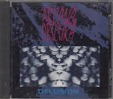 ARCANA OBSCURA - delusion CD