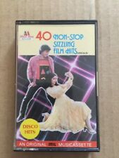40 Non-stop Sizzling Film Disco Hits - Music India Bollywood Rare