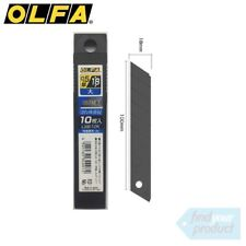 OLFA  ULTRA SHARP BLACK 18MM BLADES (LBB10K)- 50Pk- HOBBY, STANLEY,UTILITY KNIFE