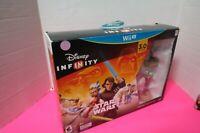 Disney Infinity 3.0 Edition Star Wars Starter Pack for Wii U Unused In Open Box