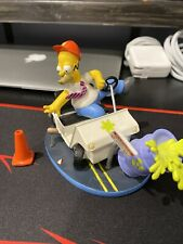 """THE SIMPSONS Misadventures OF HOMER HAMILTON Collection """"Safety Inspector"""" #1164"""