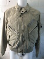 Ralph Lauren Men's Airfields Bomber Jacket Khaki Medium