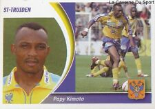 319 PAPY KIMOTO CONGO SINT-TRUIDENSE.VV STICKER FOOTBALL 2005 PANINI