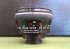 KILFITT MUNCHEN Makro Kilar E 4cm (40mm)  f/2.8 Lens **SAMPLE PHOTOS** Nice